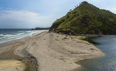 Playa de San Antoln (guillenperez) Tags: county espaa beach rio mouth river spain san asturias playa council llanes asturies desembocadura bedon concejo antonlin