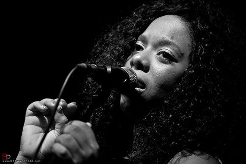 Diana Tarín + Alberto Vilas Quartet