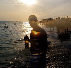 torre mozza-antonio.jpg_1 (_Nora_) Tags: sunset shadow sea beach silhouette tramonto mare torre ombra birra salento puglia spiaggia controluce overlap mozza sovrapposizione