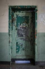 Little Boy's Room (Pas (sQualie)) Tags: toronto ontario nikon doors peelingpaint ue urbex uer 2013 nikon1755mmf28 d7000