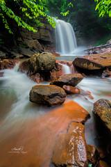 Douglas Falls (Avisek Choudhury) Tags: longexposure landscape waterfall westvirginia gitzo douglasfalls nikond800 avisekchoudhury acratechballhead nikon1635mm douglasfallswv httpwwwaviseknet avisekchoudhuryphotography