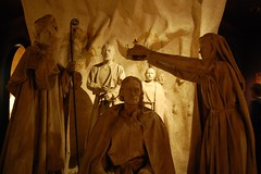 The coronation of Robert the Bruce (mademoisellelapiquante) Tags: uk castle architecture scotland edinburgh edinburghcastle medieval royalmile robertthebruce scottishhistory
