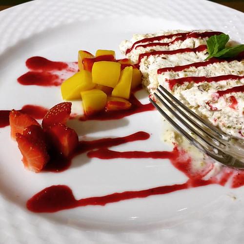 Nouga glacé ! #dessert #glace #foodpics #foodporn #foodgasm #foods