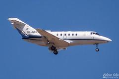 Goldeck-Flug --- Raytheon Hawker 800XP --- OE-GCE (Drinu C) Tags: plane aircraft aviation sony raytheon dsc hawker mla bizjet privatejet 800xp lmml hx100v goldeckflug oegce adrianciliaphotography