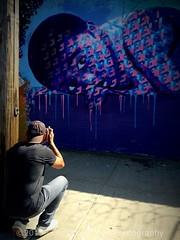 New York Street Art (jomak14) Tags: streetart newyork mural astoriaqueens peopleonthestreet wellingcourtmuralproject