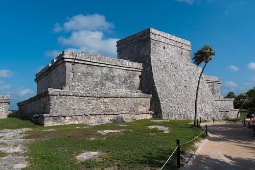 Ruinas Tulum Mexico