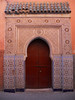 Doorway (melita_dennett) Tags: africa door old city geometric architecture square design town patterns north el historic doorway morocco moorish marrakech medina ornate fna jemaa djema elfna djemaa jamaa elfnaa