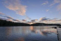 Opeongo Sunrise (superdavebrem77) Tags: water sunrise algonquinpark lakeopeongo