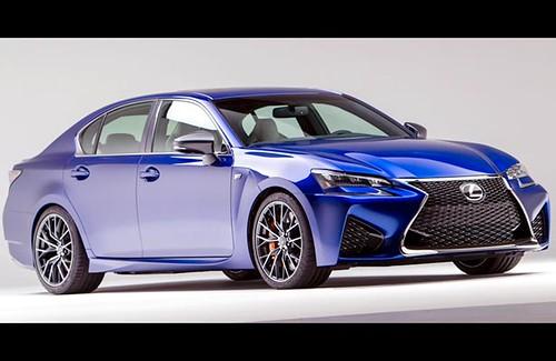 2016 Lexus RC F Release Date