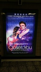 Close to You, Bacharach Reimagined (mercycube) Tags: greatbritain london advertising unitedkingdom britain tube burtbacharach closetoyou horriblethings jukeboxmusical bacharachreimagined