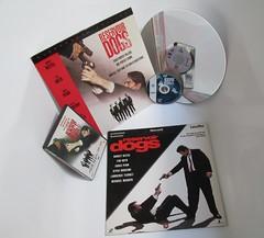 Reservoir Dogs LaserDisc NTSC & PAL vesrus DVD Release (bobvanghent) Tags: dogs dvd ntsc reservoir pal laserdisc