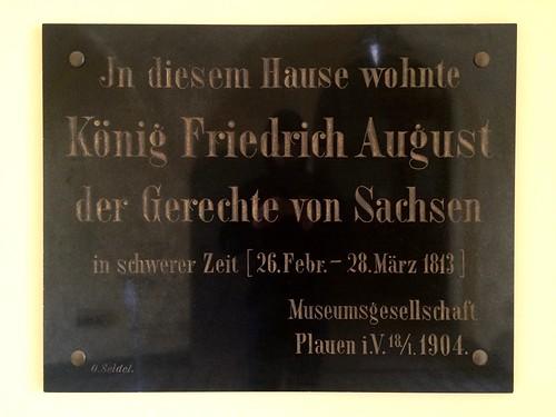 König Friedrich August