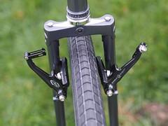 Avid Single Digit 7 Brakes (reehren) Tags: bicycle fork brake avid rivendell singledigit7 clemsmith