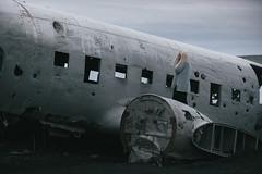 DC-3, Solheimasandur, Iceland (uncercle) Tags: plane iceland crash