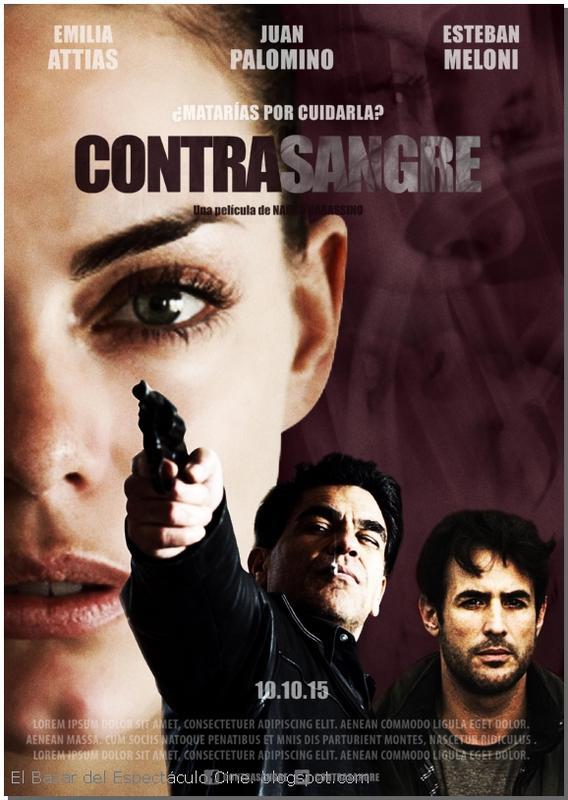 Ver Contrasangre Online (2015) HD Gratis Pelicula Completa