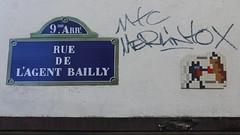 RV 2011_2331 rue de l'Agent Bailly Paris 09 (meuh1246) Tags: streetart paris mosaïque paris09 ruedelagentbailly rv2011