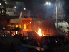 Manikarnika Ghat - Cremations (5) (pensivelaw1) Tags: india varanasi cremations manikarnikaghat