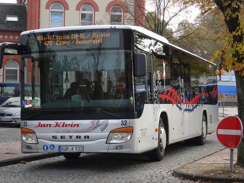 """Setra S 415 NF """"Jan-Klein"""""""