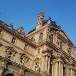 Paris - Palais du Louvre: Pavillon Richelieu thumbnail