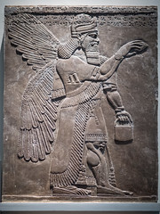 20161020-0198 (www.cjo.info) Tags: ancientassyria assyrian bloomsbury britishmuseum england europe europeanunion london m43 m43mount microfourthirds olympus olympusomdem10 panasonic panasonicleicadgsummilux25mmf14asph unitedkingdom westerneurope animal art beard carving digital facialhair fauna man mythicalcreatures people relief stone stonework wing wingedcreature wingedman