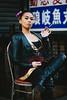 Gansta Geisha (EddyWasabi) Tags: people urban geisha portrait environment outdoors nyc canon eos fashion theme