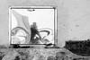 Distortions of reality (lorenzoviolone) Tags: bw blackwhite blackandwhite d5200 dslr distorsion mirror monochrome nikon nikond5200 plants polaroid665 reflex vsco vscofilm bumps distorted myself reflected roadtrip:tuscany=jan2017 selfie streetphoto streetphotobw streetphotography wall portoercole toscana italy