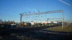 Leaving Crewe (Alec Paton) Tags: crewe wcml westcoastmainline apt creweheritagecentre railway train