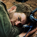 Battle of Hill 875, Dak To - November 1967 - US Soldier After Fighting Atop Hill 875 thumbnail