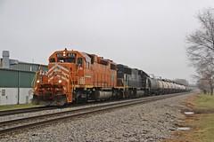 CN Oil Local - Lemont, IL (Jesse B - IL) Tags: elgin joliet eastern eje ry rr 675