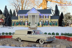 1959 Chevrolet Biscayne Sedan Delivery (JCarnutz) Tags: 124scale diecast wcpd 1959 chevrolet biscayne sedandelivery
