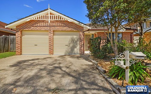 26 Ellesmere Court, Wattle Grove NSW 2173