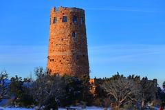 Desert View Watchtower (KiranAmbre) Tags: gandcanyon watchtower desertview desertviewwatchtower