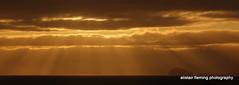 IMG_9937 Bass Rock Sunset (marinbiker 1961) Tags: fife 2017 sunset sky orange outdoors scotland outdoor cloud