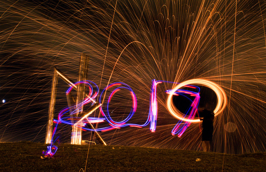The World's Best Photos of happynewyear and light - Flickr ...