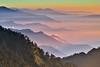 合歡山~雲霧山巒~  Mt. Hehuan Sunset (Shang-fu Dai) Tags: 台灣 taiwan 合歡山 主峰 3416m 雲海 clouds sunset mthehuan nikon d800e 夕陽 landscape afs24120mmf4 formosa 南投 nantou 戶外