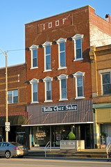 IOOF, Salem IL (Robby Virus) Tags: salem illinois il ioof independent order odd fellows temple hall building fraternal organization bella chez salon hair lodge