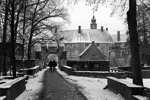 vischering castle in winter (1)