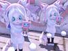 Nyan~ (Yukiterudiary) Tags: foxville littlefox {lovefox} brush ninetynine event secret harmony neko chibi kawaii nam cute sl second life {aii} motiame