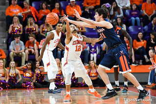Clemson vs UVA Photos