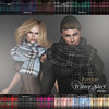 Winter Scarf ([Avenge]) Tags: avenge avengeaccessories omgacha omggacha gacha glamscarf malescarf femalescarf originalmesh accessories