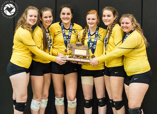 KCHS State Volleyball Seniors