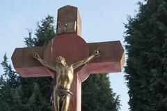IMGP6872 (hlavaty85) Tags: bohušovice inri cross kříž jesus