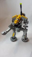 CLL-M2 Binary Loadlifter (FirstInfantry) Tags: lego starwars binaryloadlifter droid eu