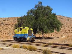Hualcuna (Esckudero) Tags: ferronor calero tren hualcuna coquimbo atacama