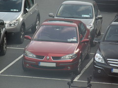 2006 Renault Laguna (david'spics :)) Tags: 2006 renault laguna car cars redcars red ireland