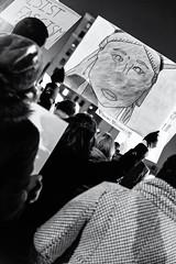Liberty (Gundek) Tags: trump ban solidarityrallystandwithimmigrantsmuslimsrefugeesnorfolkva protest virginia norfolk