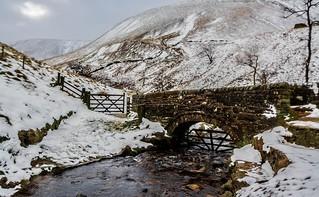 Packhorse Bridge....