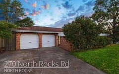 270 North Rocks Road, North Rocks NSW