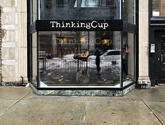 Thinking Cup, Boston (Bex.Walton) Tags: boston usa massachusetts travel winter snow coffeeshops specialitycoffee cafes cafe craftcafe thinkingcup newburystreet backbay