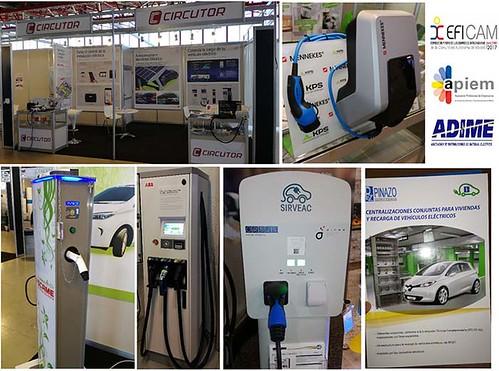"Nuevos cargadores para vehículos eléctricos en EFICAM <a style=""margin-left:10px; font-size:0.8em;"" href=""http://www.flickr.com/photos/128385163@N04/33373350536/"" target=""_blank"">@flickr</a>"